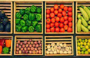 Make Vegetables Dish