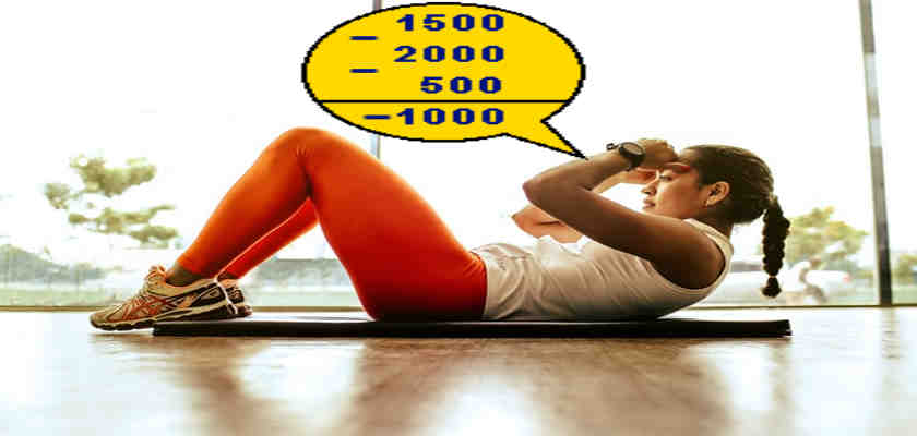 Achieve Both Fitness And Health - Do not spend more hours in the gym if you had something extra today