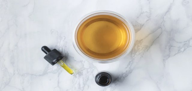Oils for post-workout recovery